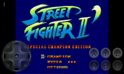 Street Fighter 2 - Special Champion Edition - SEGA screenshot 1/4
