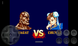 Street Fighter 2 - Special Champion Edition - SEGA screenshot 3/4