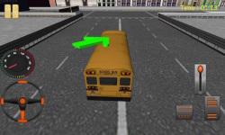School Bus - The Best School Bus Driver 3D screenshot 3/6