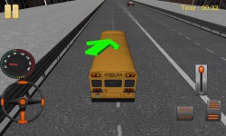 School Bus - The Best School Bus Driver 3D screenshot 5/6