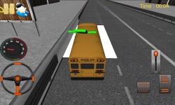 School Bus - The Best School Bus Driver 3D screenshot 6/6