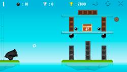 Cannon Destroyer screenshot 2/4