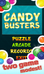 Candy Busters Bubble shoot screenshot 1/4