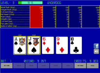 Free Video Poker Classic screenshot 1/2