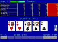 Free Video Poker Classic screenshot 2/2