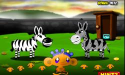 Monkey GO Happy Marathon screenshot 1/5