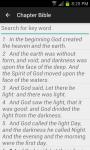Chapter Bible GENESIS 1 screenshot 4/6
