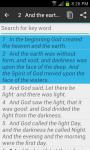 Chapter Bible GENESIS 1 screenshot 6/6