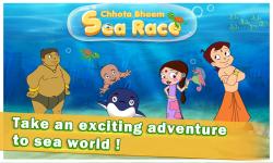 Chhota Bheem Sea Race screenshot 1/5