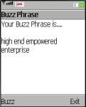 Buzz Demo screenshot 1/1