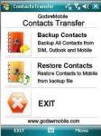 GodswMobile Contacts Transfer screenshot 1/1