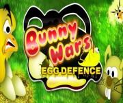 Bunny Wars : Egg Defence screenshot 1/4