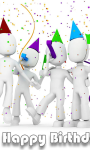 Happy Birthday Wallpapers screenshot 2/3