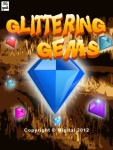 Glittering Gems Free screenshot 1/6