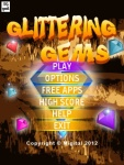 Glittering Gems Free screenshot 2/6