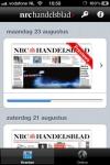 NRC Handelsblad screenshot 1/1
