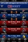 CHockey screenshot 1/1