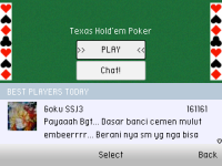 Play Poker on Blaast screenshot 3/6