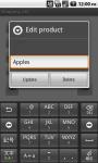 Shopping Checklist screenshot 3/4