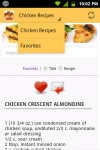 Easy Chicken Recipes screenshot 3/3
