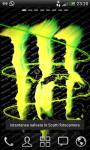 Monster wallpaper Wave Effect XY screenshot 2/5