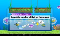 Kids Counting Fish screenshot 3/4