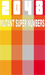 Mutant Number Test IQ with Number Puzzle Game 2048 screenshot 3/6