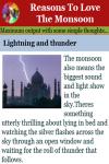 Reasons To Love The Monsoon screenshot 4/4