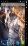 Smoke Mortal Kombat Live Wallpaper screenshot 2/2