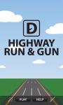 Highway Run And Gun Free screenshot 3/4