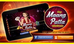 Maang Patta-Single Card Poker screenshot 1/5