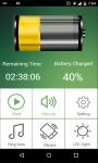 Full Battery Alarm Pro screenshot 1/6