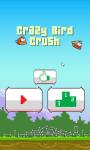 Crazy Bird Crush screenshot 1/5