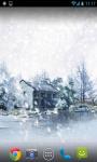 Snow Winter Live Wallpaper screenshot 2/6