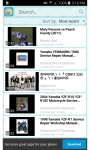 Sport Video Search and Watch screenshot 1/4