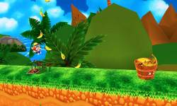 Super Monkey Run Banana Jungle screenshot 4/6