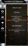 Dandelion Live Wallpapers Free screenshot 6/6