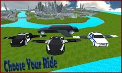 Flying Police Car 3D screenshot 3/3