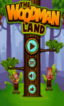 The Woodman Land - Tree cutter game for toddler screenshot 1/5