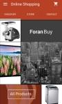 Foran Buy Online Shopping screenshot 2/2