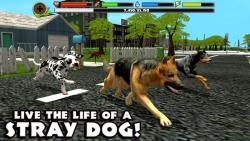 Stray Dog Simulator only screenshot 2/6