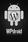 WPdroid screenshot 1/3