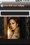 Sexy Jennifer Lopez Wallpapers screenshot 1/2