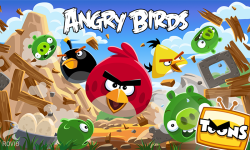 Angry Birds screenshot 1/5