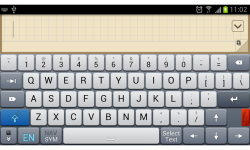 TSwipe-Pro keyboard screenshot 2/4