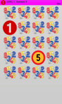1-2-3 Numbers Match-up Game screenshot 2/6