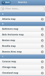 Subway Maps app screenshot 3/3