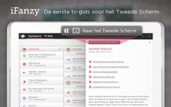 iFanzy tv-gids screenshot 1/5