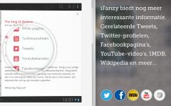 iFanzy tv-gids screenshot 4/5