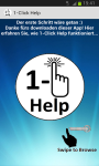 1-Click Help screenshot 3/4